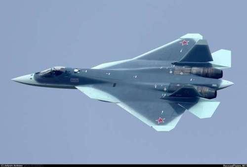 Su T 50 PAK FA - 5